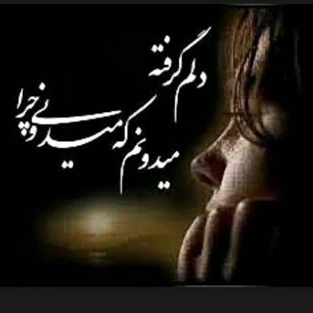 Image result for ‫عکس نوشته دلم گریه میخواد‬‎