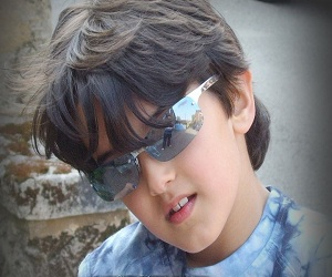 cute iran boy