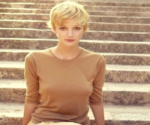 Short Hair Beauty