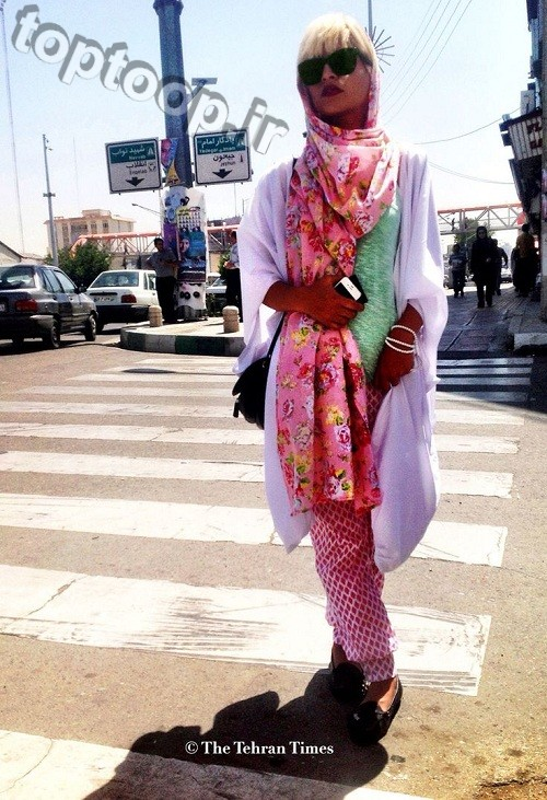 Iranians fashion